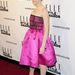 Felicity Jones, az év brit modellje ugyanabból az időgépből lépett ki, amiből Katy Perry. Christopher Kane ruhában.