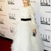 Rita Ora mintha túlöltözte volna az eseményt a habos-babos Marchesa estélyivel.