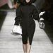 Cara Delevingne a Burberry után nyitómodell volt a Fendi shown is. Várhatóan a Chanel kifutóján is felbukkan majd.