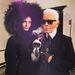 Lagerfeld egy kulcstartóra és Cara Delevingne-re bízta a Fendi showt.