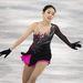 Az élénk rózsaszín a kínai Zijun Li rövidprogramos ruháján is visszaköszön.