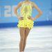 És íme az amerikai Polina Edmunds sárga-kristályos-fodros-flitteres ruhája. Nem a legjobb.