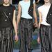 A férfiasabb vonalakat kívánta összemosni a nőies stílussal Armani.