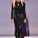 Donatella Versace a divatház vezetője.