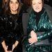 Carine Roitfeld és a Harper's Bazaar főszerkesztője, Glenda Bailey.