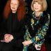 Anna Wintour és Grace Coddington a Lanvin bemutatóján.