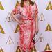 Meryl Streep február 10-én a 86. Oscars Nominees Luncheon esten Max Mara ruhában.