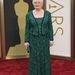 A 86 éves June Squibb zöld flitteres ruhát választott.