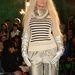 Jean Paul Gaultier: a tervező védjegyének számító csíkos felső nem megy ki a divatból.