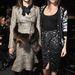 Carine Roitfeld és lánya, Julia a Givenchy reklámarcai voltak az előző szezonban.
