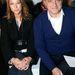 A legtöbb divatházat uraló Sidney Toledano a színésznő, Laura Smett mellett ült a Galliano bemutatóján.