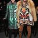 Giovanna Battaglia és Anna Dello Russo sem hagyta ki a Givenchy bemutatót.