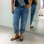 H&M: nőies boyfriend, 5990 forint. Legalább kényelmes...