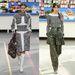 A bevásárlóközpont-díszletben rendezett Chanel ready to wear bemutatón is jelen voltak a derékban szűkített szabású ruhák. Ez lesz a divat és kész.