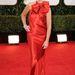 Golden Globe: Edie Falco, Lanvin