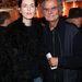 A nemesi származású modell, Stella Tennant és a világhírű divatfotósl, Patrick Demarchelier.