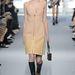 Mélyen dekoltált testszínű ruha a Louis Vuittontól.