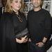 Nicolas Ghesquiere a divatház új tervezője és a viaszarcú Catherine Deneuve.
