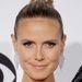 Heidi Klumnak is jól áll a nude rúzs.