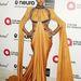 Jessica White modell viszont kitett magáért Elton John 22. Oscar-néző partiján.
