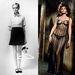 1960-as évek: két nőideál él egymás mellett, a gyerekes Twiggy-é és Sophia Lorené.