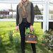 A hölgy Louis Vuitton táskát lőtt a vadászaton. Vagy nem.