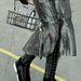Magasszárű fűzős cipővel riogat a Chanel is.