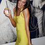 Kendall Jenner magassága egyébként eléri a modellek átlagos magasságát a 178 centit.