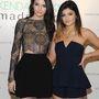 Testvérével, Kylie Jennerrel.