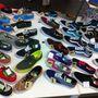Garage Store: sportos cipőkavalkád