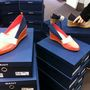 Salamander: A Gant is benne van a cipőbizniszben, 27990 Ft-ért vásárolhatunk színes szalmatalpút.