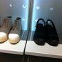 Vagabond: nagyon durva cipőkkel van tele az üzlet, jellemzően 20 ezer forint alatt.