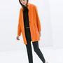 A Zara ezzel a 22995 forintos kabáttal készül az őszi szezonra, már tavasszal.