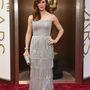 Az ötödik a legdrágább Oscar-szettek idei rangsorában Jennifer Garner, aki 5,025 millió dollárnyi (1,13 milliárd forint) ékszerben és Oscar de la Renta ruhában