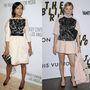Kerry Washington és Chloe Sevigny ruhája kicsiben különbözött csak.