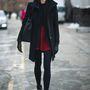Street style 2014-ben, New Yorkban.