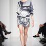 A Budapest Fashion Weeken rendszeresen szerepel, Szegedi Kata bemutató, 2013. október 19.