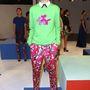 Kondás szőkén, a 2014-es tavazsi-nyári trendeket bemutató New York-i divathéten, Ostwald Helgason bemutatóján. 2013. szeptember 7.