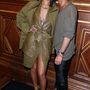 A Balmain tervezője, Olivier Rousteing  még kampányarcának is felkérte Rihannát.