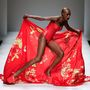 Mercedes-Benz China Fashion Week Autumn/Winter 2014/2015, SECCRY Hu Sheguang Collection: a legnagyobb esés pillanata
