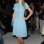 Taylor Swift szőke hajához és kék szeméhez is nagyon jól megy.