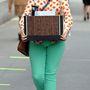 Lena Dunham pasztellben is cuki.