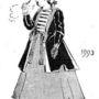 Végülis mondhatni, hogy Gal valahol beletrafált a kilencvenes évek öltözködési szokásaiba. Abban az időben aztán már tényleg nem volt ördögtől való nőként pasinak öltözni vagy fordítva.