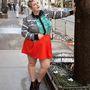 A Lucky Magazin oldalára posztolgató Margie Aschcroft oldala tele van mókás ruhákkal, rengeteg a napi outfit anyaga, így nem volt nehéz rájönni arra sem, hogy a blogger szereti a különleges mintákat és a vintage elemeket.