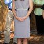 16. nap, április 22.: Hagytak egy nap szabadságot, majd 22-én frissen-fitten jelentek meg Ayers Rock-ban. Katalinon ismét Roksanda Illincic ruha, amit egyszer már viselt 2012-ben is. Cipője LK Bennett.