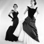 1950-es évek: modlelek mutatják be a legújabb James-modelleket.