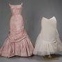 A Tree-gown, azaz fa-estélyi 1955 és 58 között hatalmas siker volt.