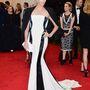 Charlize Theron Diorban a Met-gálán.