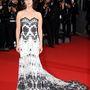 Legnagyobb büszkesége: Lana Del Rey Cannes-ban, 2013-ban az ő ruhájában.