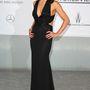 Michelle Rodriguez Elisabetta Franchi ruhában: sokkal jobban néz ki, mint általában.